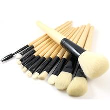 Professional Makeup Brush Set 12pcs Premium Soft and Dense Full Function Makeup Tools Kit
