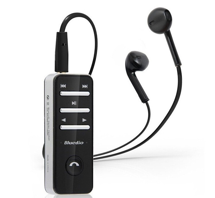 Original A2DP Bluetooth i4 Wireless Stereo Bluetooth Headset Universal Earphones For All Smart Phones With Microphone