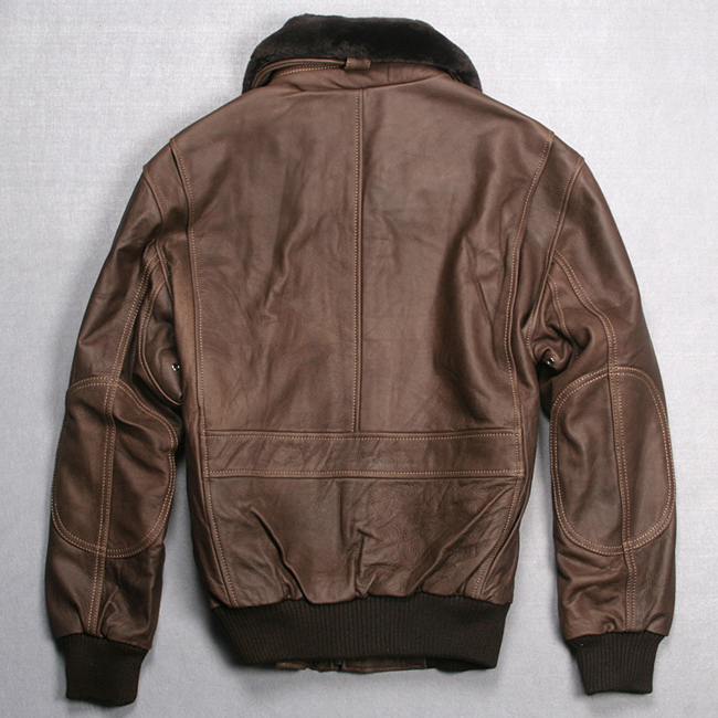 Brand Luxury Men s Winter Leather Down Jackets and Coats Plus Size Genuine Lamb Leather Overcoat