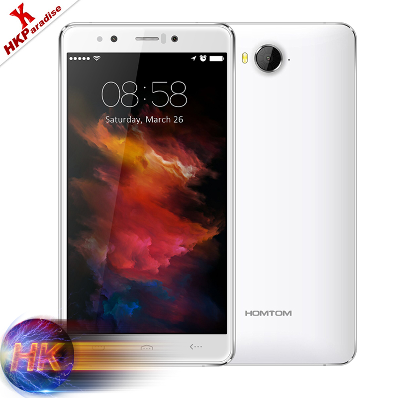 HOMTOM HT10 Mobile Phone Android 6.0 Smartphone 4GB RAM+32GB ROM MT6797 Deca Cores 1080P FHD 21MP Camera Global 4G Network(China (Mainland))