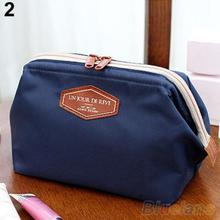 Portable Cute Multifunction Beauty Travel Cosmetic Bag Makeup Case Pouch Toiletry 1QBL 4CL7