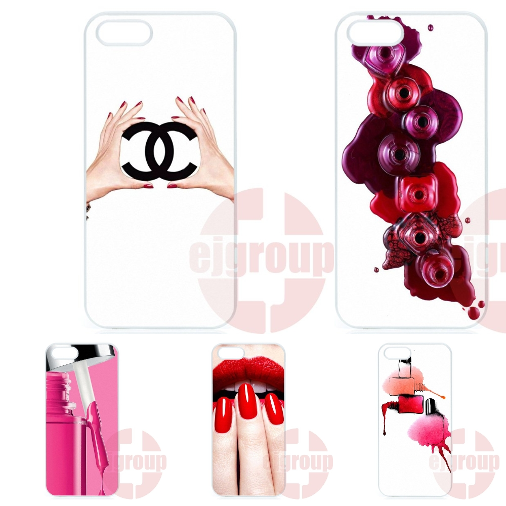 Hot Nail Polish Rose Hard Mobile Phone Samsung Galaxy S2 S3 S4 S5 S6 S7 edge mini Active Ace Ace2 Ace3 Ace4  -  My Cases Factory store