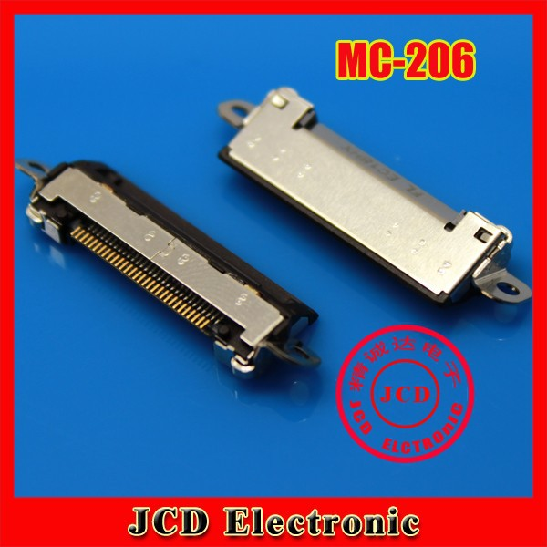 100PCS/LOT,USB jack connector socket plug for phone charging port phone data port for Apple iPad 2