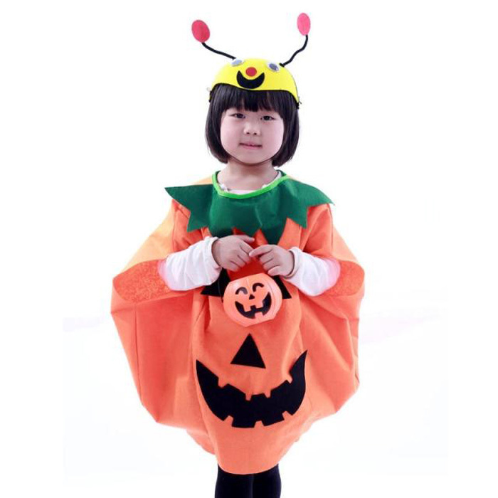 New Arrival Halloween Costumes For Woman Pumpkin Dress Creator Search Clothes Cosplay For Stage Performance Dance Costume(China (Mainland))