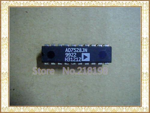 Free shipping AD7528JN AD7528 AD75 AD(China (Mainland))