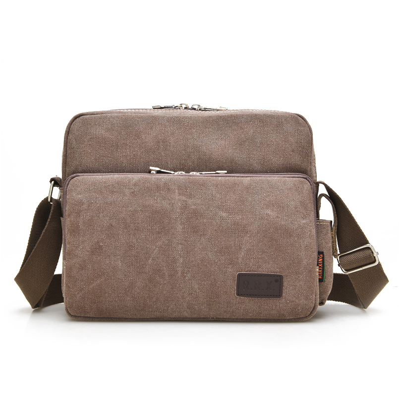 Spanish Canvas Small Men Messenger bags Cross Body Sports Leisure Shoulder Bags Spain 5 Colors Vintage(China (Mainland))
