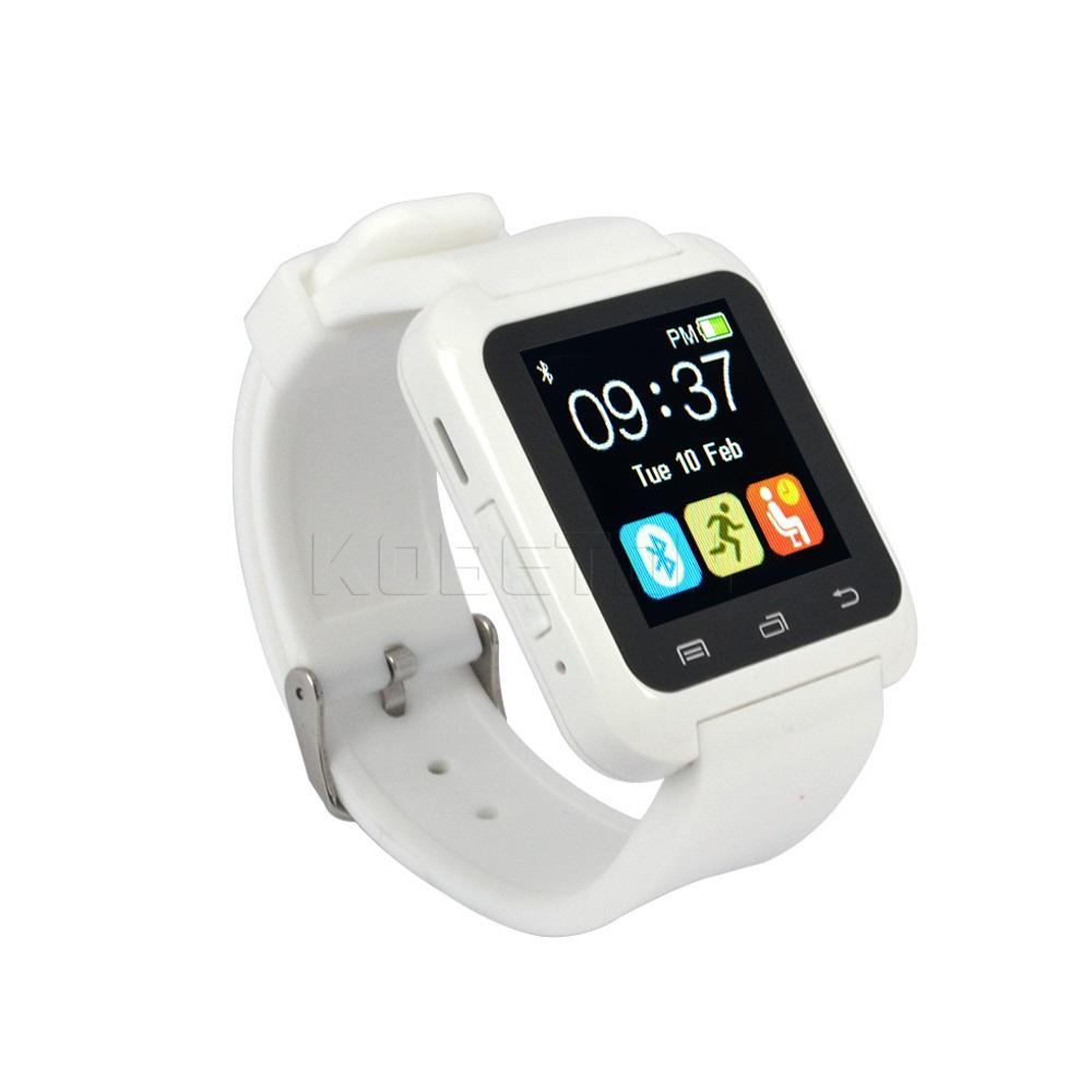 2016 Bluetooth Sport Smart Watch MTK WristWatch Health U8 for Samsung S3 S4 S6 edge Note