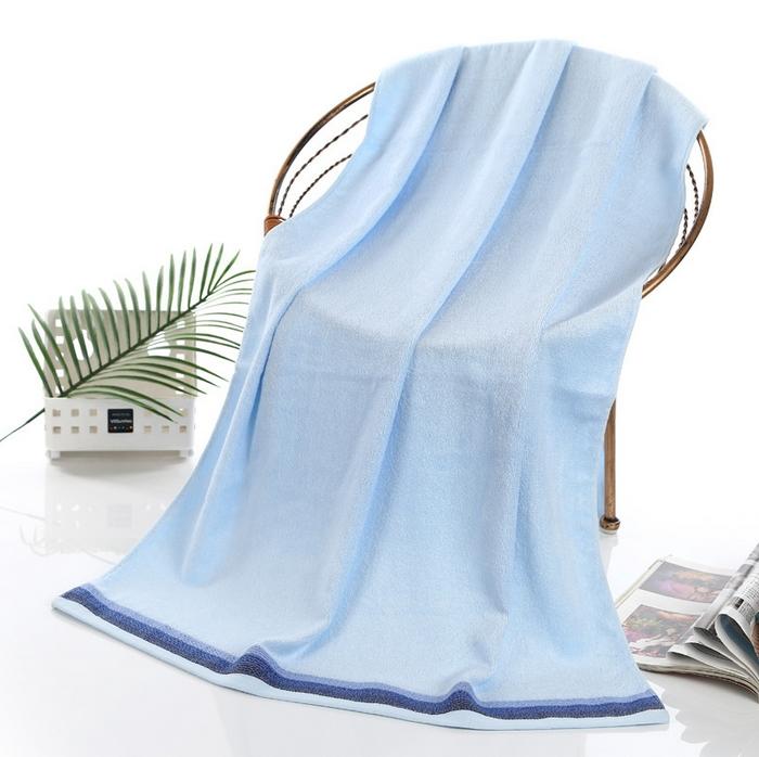 Free shipping new 2016 high quality bamboo fiber towel, environmentally friendly anti-bacterial, soft, absorbent towel(China (Mainland))