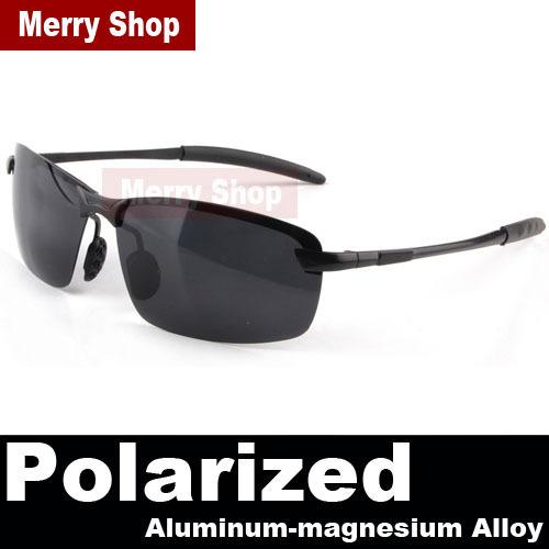 2015 мужской анти-уф солнцезащитные очки мужчин 100% реальные поляризованных солнцезащитных ...