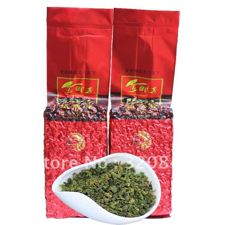 Wholesale 500g Chinese Tieguanyin tea new fragrant Oolong tea organic natural health gift green food tikuanyin tea free shipping<br><br>Aliexpress