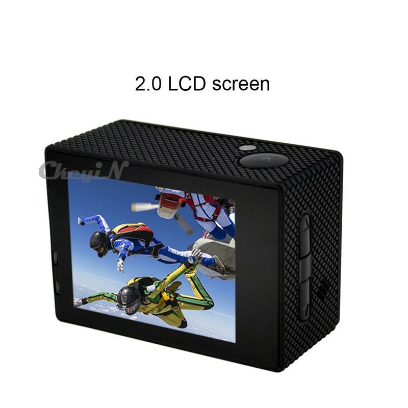 Фотокамеры и Аксессуары 1080P 30 fps SJ6000 WiFi 720P 60 fps 30 dvr40/p3335