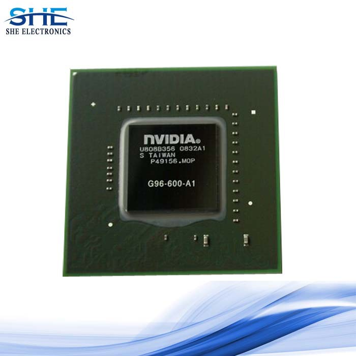 G96-600-A1 G96 600 A1 2010+IN STOCK Free Shipping Brand new NVIDIA BGA IC Chip for laptop.(China (Mainland))