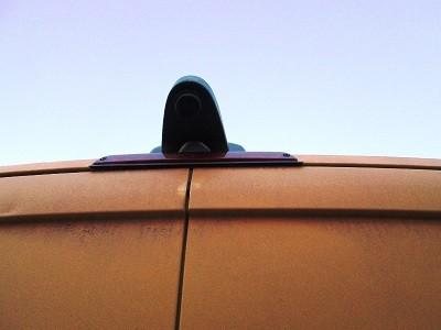 Купить Видеокамера CMOS AVS325CPR (107 CMOS) для установки на крышу микроавтобусов, автобусов и грузовиков с металлическим кузовом. Подходит для  Mercedes-Benz Sprinter / Volkswagen Crafter .