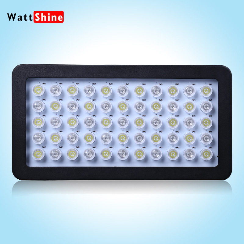 Wholesale new design 165w dimmable led aquarium light, Fish tank led lamp for coral reef AC85-265V(China (Mainland))