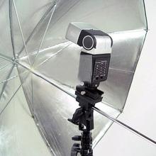 2016 New Flash Light Photography Swivel Bracket Shoe Stand Mount Umbrella Holder Type B A#V9