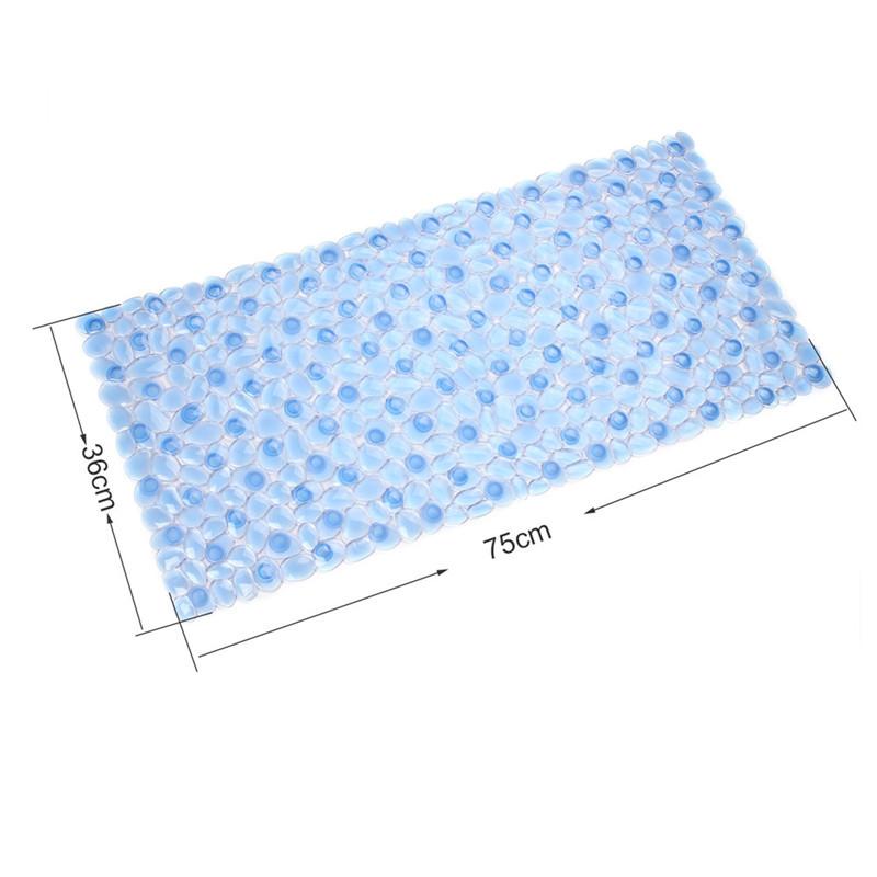 20920 High Quality Pebble Bathroom Bath Mats Toilet Shower mats Carpet Eco-friendlly Kitchen Non-slip Mats PVC(China (Mainland))