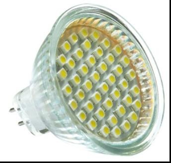 Puissance des lampes led