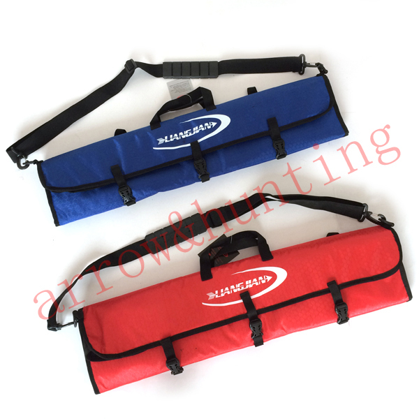 1 pcs archery recurve bow case to protect archer small accessories arm guard bow stringer hunting