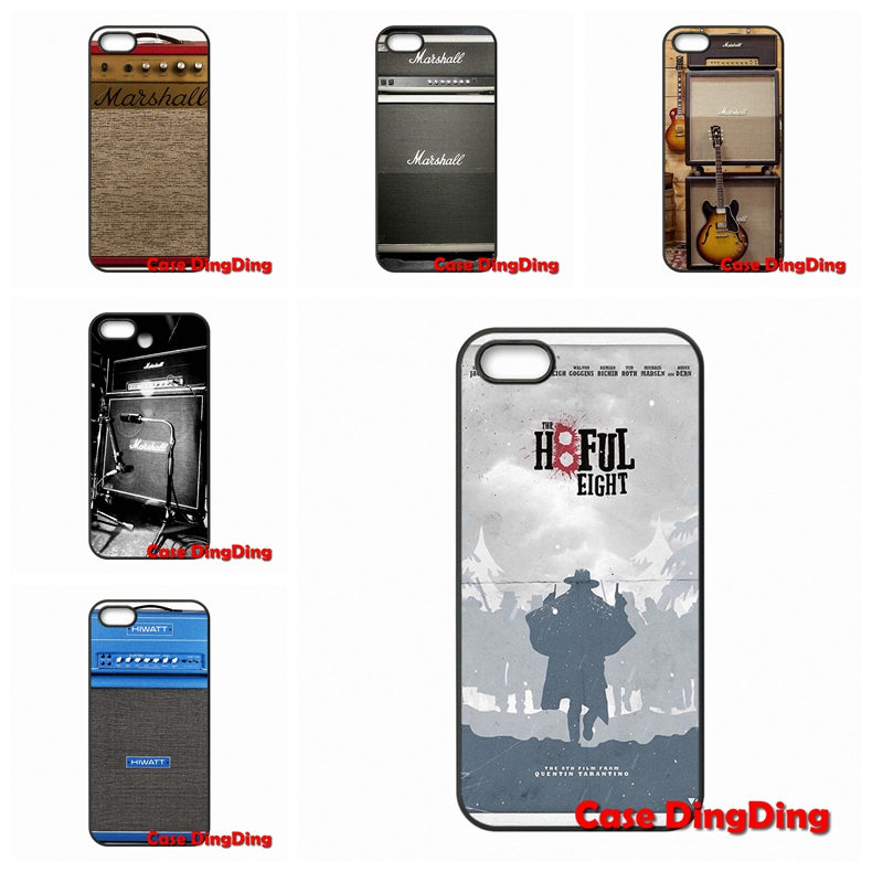 For Apple iPod Touch 4 5 6 iPhone 4 4S 5 5C SE 6 6S Plus Moto X1 X2 G1 E1 Razr D1 Razr D3 Marshall Music Box Cases Cover(China (Mainland))