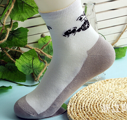 Wholesale 6 Pairs white Ankle Socks Cheap Socks Harajuku Socks Coveralls Men Custom Basketball Shoes Underwear