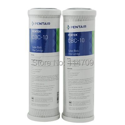 """Гаджет  10"""" x 2.5"""" Activated Carbon Block Water Filter Cartridge for Water Purifier CBC-10 None Бытовая техника"""