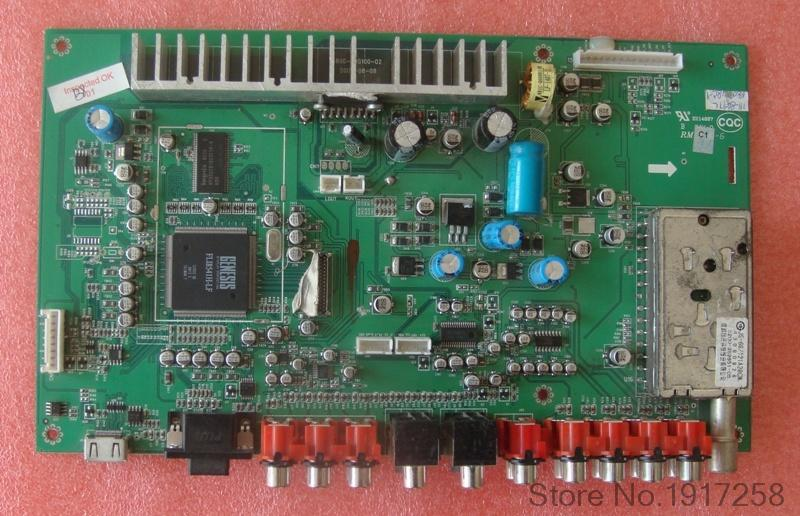 Фотография 32P93MV Board 5800-A9G100-02 with PDP32F1 Used disassemble