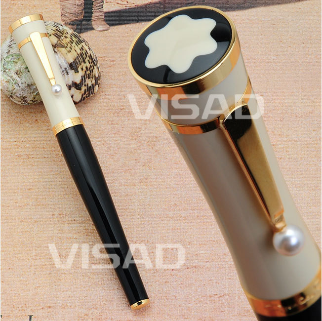 Blance Ballpoint Pens,Luxury Golden Clip Mt Ballpoint School&school supplies,Rollerball High Quality Brand Ballpoint for writing