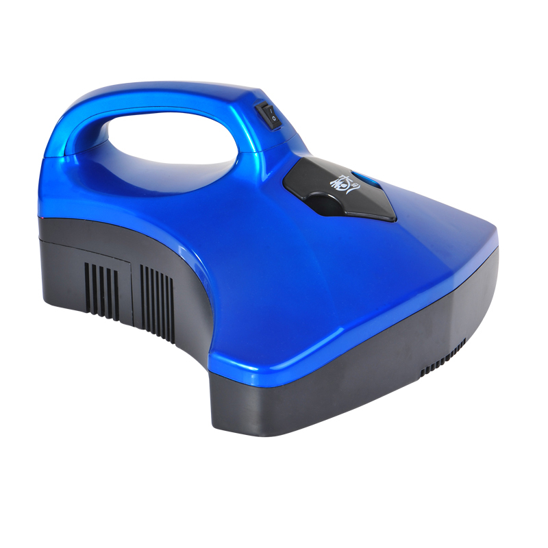 New Portable Hand Held UV Bed Cleaner Vacuum Cleaners For Bed Sofa Household Cleaning Acarid-killing Mites Killing,3 Colors(China (Mainland))