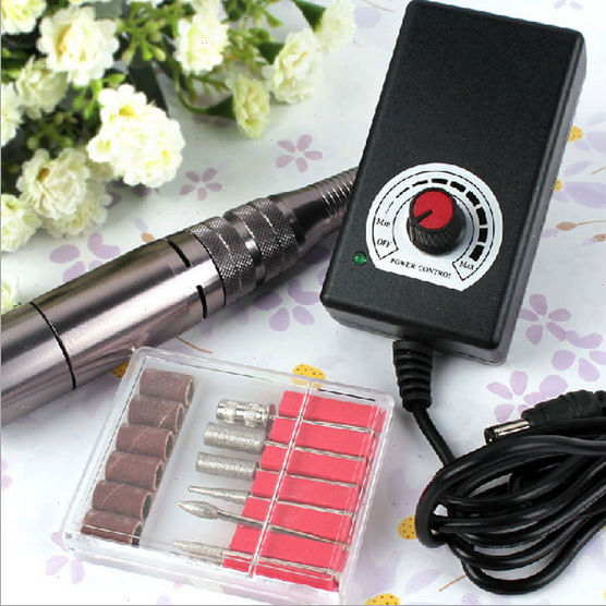 electric nail drill machine Nail Art Manicure Pedicure Salon Home Use drilling professional - Online Store 440074 store