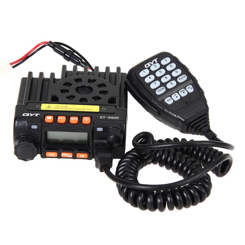 جديد qyt KT-8900 البسيطة موبايل الإرسال 136-174/400-480 ميجا هرتز ثنائي الموجات البسيطة راديو الإرسال والاستقبال المحمول أعلى جودة(China (Mainland))