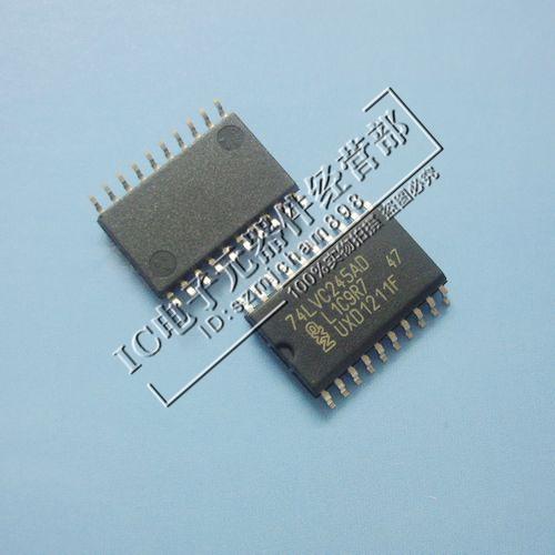 Free shipping 10pcs/lot 74LVC245 74LVC245AD SOP-20 Octal Bus Transceiver original Product(China (Mainland))