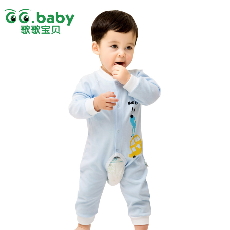 Character New Born Baby Boy Clothes Spring Polo Rompers Baby Jumpsuits Costumes For Toddlers Long Sleeve Infant Pajamas Overalls(China (Mainland))