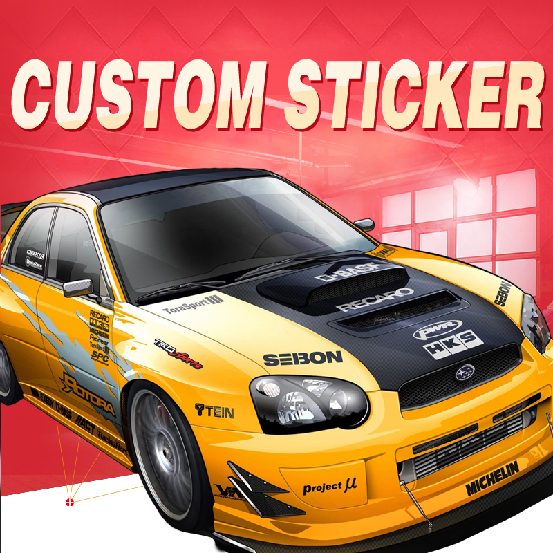 Online Buy Wholesale Custom Car Emblem Badges From China Custom - Custom car decals nz   how to personalize