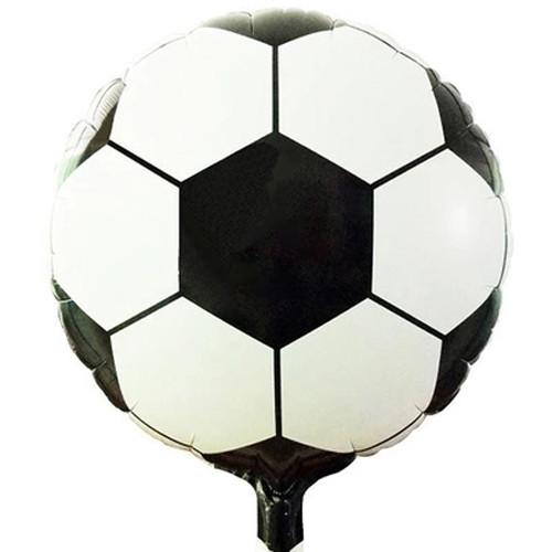 18 Inch Football Soccer Balloon Aluminum Sports Festival Wedding Party Decoration(China (Mainland))