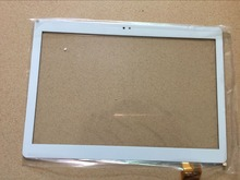 Free shipping 10 inch touch screen 10.1 inch touch screen for K107 S107 10 inch Octa Core Tablet with video manual(China (Mainland))