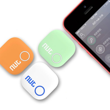 2015 New Design Nut 2 Smart Finder Bluetooth Tracking Tracker Bag Key Finder Locator Alarm for iphone Android 3 Colors