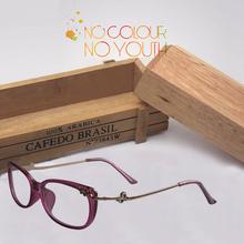 TR90 Light Eyewear Trend Eyeglass Frame Retro Fashion Glasses For Women