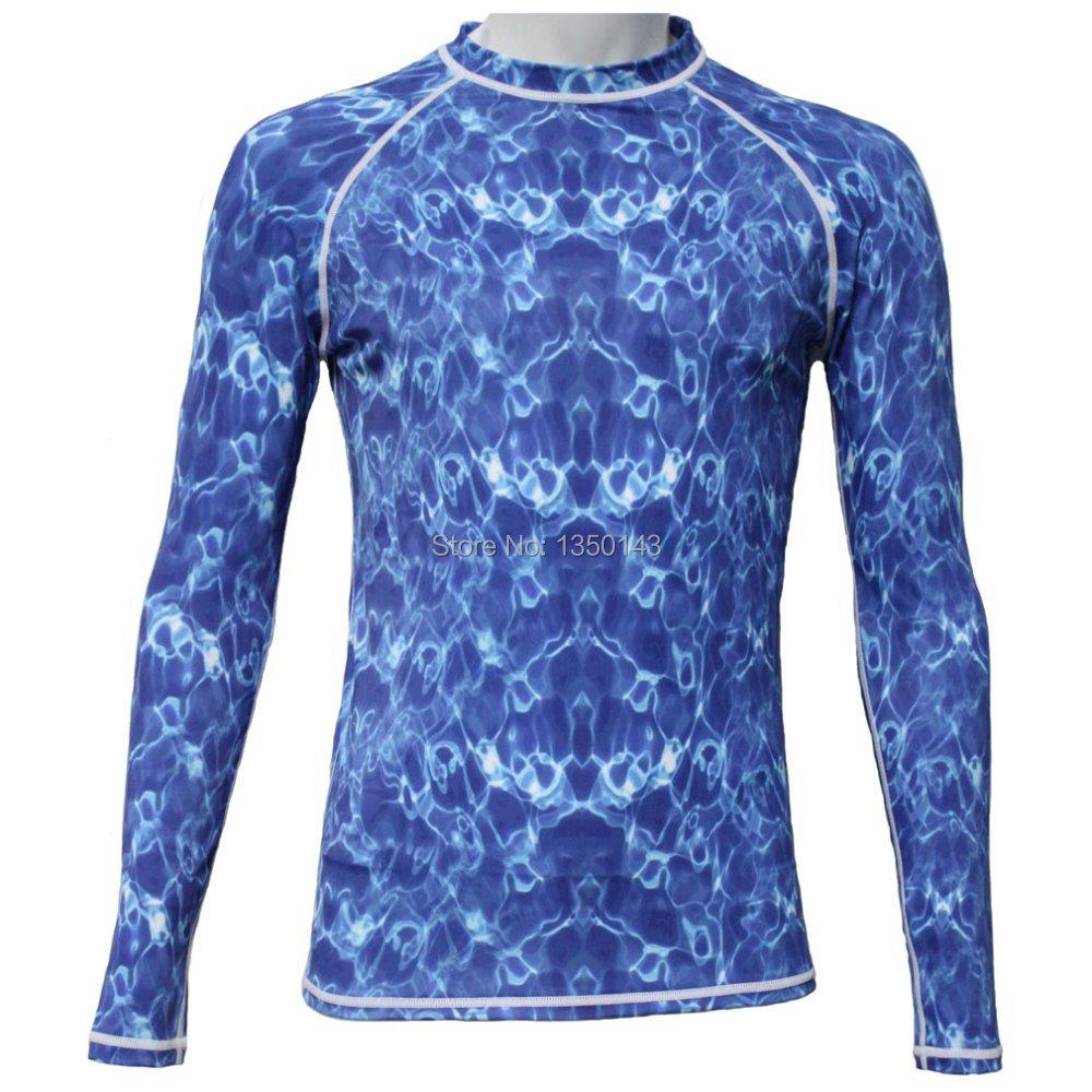 Unisex sublimation lycra rash shirt beach wear rash guards for What is a rash shirt