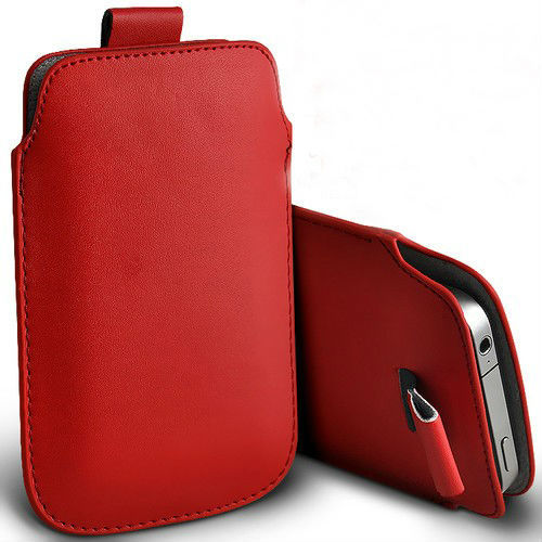 Free Shipping Leather PU Pouch Case Bag for Samsung Galaxy Note 2 N7100 & Galaxy Note i9220