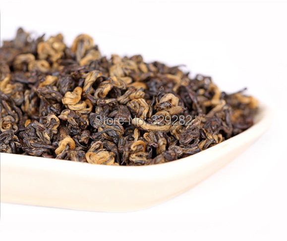 100g DianHong, black tea,Black BiLuo Chun Tea, Free shipping<br><br>Aliexpress