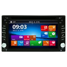 EZONETRONICS Car DVD GPS Navigation 2DIN Car Stereo Radio Car GPS Bluetooth IPOD USB/SD Universal Interchangeable Player  LC0350(China (Mainland))