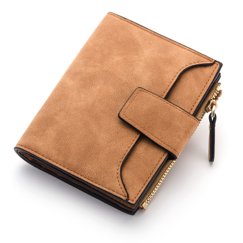 Baellerry brand new women's purse for credit cards fashion designer small wallets female original leather wallet card holder(China (Mainland))