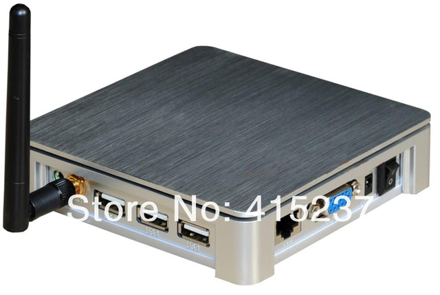 Thin station Wifi WinCE6.0 High Speed for Unlimited Multi User Share with Alloy Metal Case Office Networking Terminal