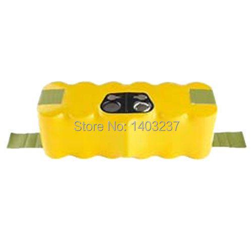 For iRobot Roomba 570 Vacuum Cleaner Battery Replacement For iRobot 80501 Battery Ni-MH 3500mAh 14.4V(China (Mainland))