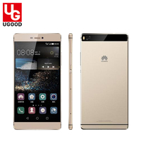 Original Huawei Ascend P8 Hisilicon Kirin 935 4G Mobile Phone Octa Core 5.2'' Android 5.0 FHD 1920x1080p 3GB+64GB ROM 13MP Cell