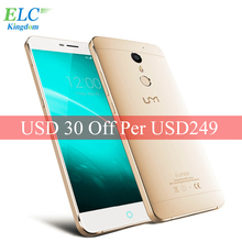New UMI Super 4G LTE 5.5'' FHD Mobile Phone Android 6.0 MTK6755 Octa Core 4GB+32GB Metal 4000mAh PE+ Quick Charge 13MP Touch ID(China (Mainland))