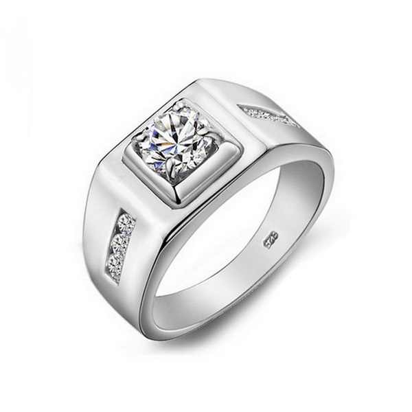 Aliexpresscom buy top quality 18k white gold plated for Best quality wedding rings