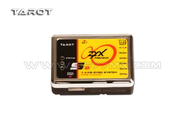 Tarot ZYX-S2 3 axis ZYX-S V2 Gyro Flybarless Tarot ZYX23 upgraded zyx-s-UK Shipping<br><br>Aliexpress