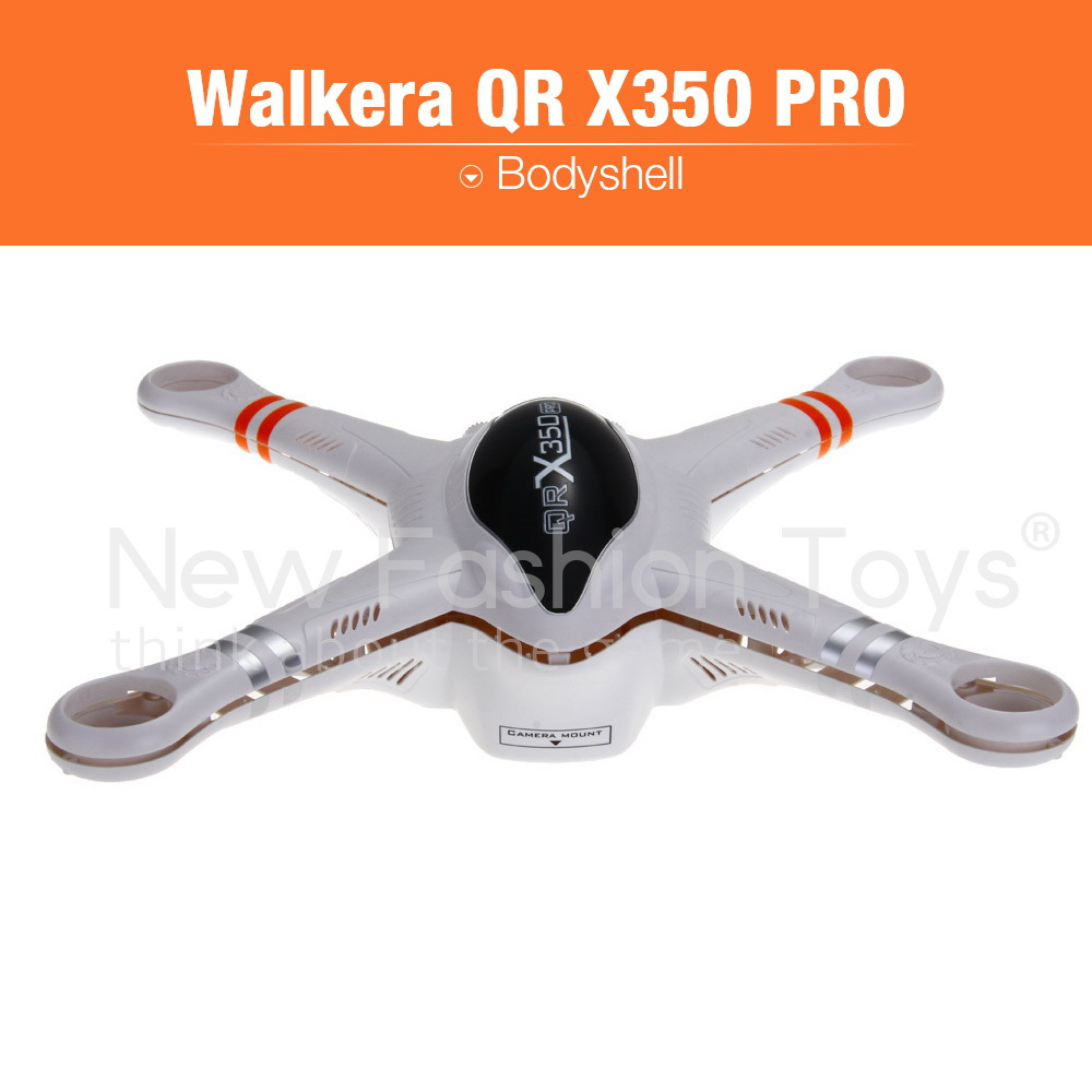 Quadcopter Replacement Bodyshell Body Assembly for Walkera QR X350 PRO(China (Mainland))