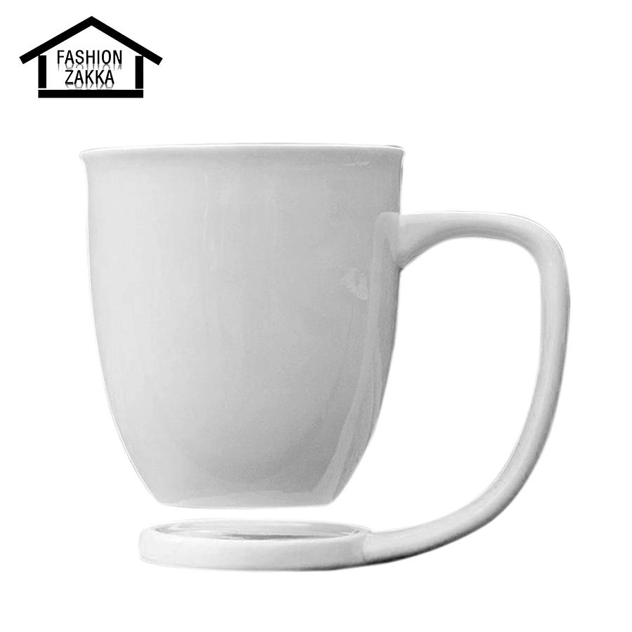 New Retail&Wholesale Suspension Creative Gift Coffee Mug Novelty Coffee Cup Drinkware Ceramic Tea&Milk Cup(China (Mainland))